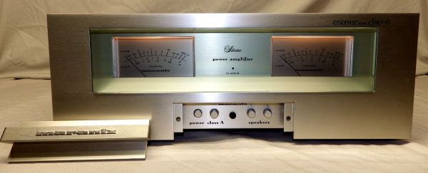 Power & Integrated Amps